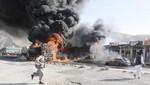 Afganistán: Atentado contra base de la OTAN deja 18 muertos