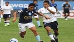 Descentralizado: Sporting Cristal superó 3 a 1 a la Universidad San Martín