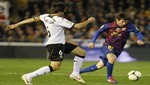 Fútbol español: Barcelona se impuso 1 a 0 a Valencia