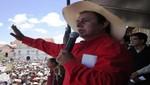 Ministro del Ambiente reitera invitación al diálogo a Gregorio Santos