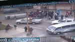 Serenos de San Miguel asistieron a niños en accidente de tránsito