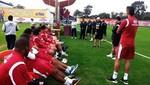 Selección peruana inició los trabajos en la Videna para enfrentar a Venezuela [FOTOS]