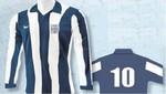 Conozca cómo será la camiseta que vestirá Alianza Lima en 2013