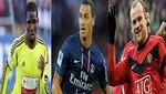 Conozca a los futbolistas mejores pagados del mundo [FOTOS]