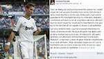 Cristiano Ronaldo manda mensaje al Real Madrid: El problema no es el dinero