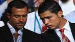 Agente de Cristiano Ronaldo: Yo sé cual es el motivo de su tristeza