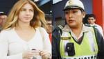 Fiorella Cayo dio alegato final por presunta agresión a policía [VIDEO]