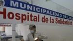 Un hospital de la Solidaridad será inaugurado en Villa María del Triunfo