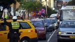 Sutep: marcha de maestros produce congestión vehicular en el Centro de Lima