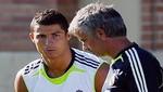Mourinho a Cristiano Ronaldo: Tienes que sentir el cariño del Real Madrid