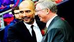 Alex Ferguson quiere convencer a Pep Guardiola para ser el DT del Manchester United