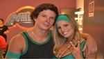 Combate: Alejandra Baigorria negó una vez más romance con Mario Hart