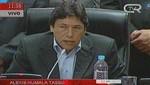 Alexis Humala a la prensa: si quieren atacar al presidente háganlo directamente [VIDEO]