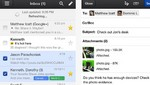 Actualización de Gmail para iPhone abre enlaces en Chrome