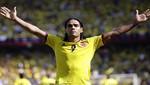 Eliminatorias Brasil 2014: Colombia goleó 4-0 a Uruguay