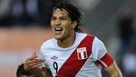 No se descarta la participación de Paolo Guerrero para el partido del martes frente a Argentina