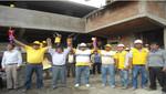 Presidente Regional inaugura obras en Pallasca