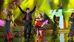 El Gran Show: El pastor Ubierna bailó en tacos y fue salvado por Morella Petrozzi  [VIDEO]