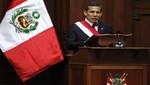 Presidente Humala: hay posibilidades de que Perú integre el G 20