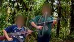 Gobierno luchará por rescatar niños secuestrados por Sendero Luminoso
