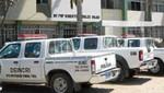 Una patrulla Policial se choca con una mototaxi en  Huachipa [VIDEO]