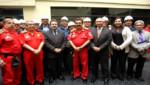 SEDAPAL y bomberos reforzarán acciones conjuntas para enfrentar incendios