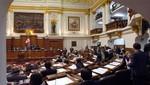 Pleno del Congreso sanciona con 120 días al congresista Walter Acha
