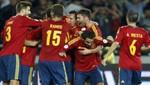 España venció 1-0 a Georgia en el inicio de las Eliminatorias europeas [VIDEO]