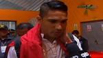 Paolo Guerrero: Merecimos ganar, sin lesionados podemos llegar al Mundial