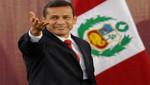 Presidente Humala participará en firma de acuerdos sobre política de salud