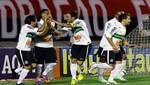 Con Raúl Ruidíaz: Coritiba venció 2-1 a Atlético Goianiense
