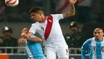 Paolo Guerrero: Tenemos que defender la camiseta nacional a muerte