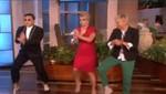 Britney Spears aprende a bailar Gangnam Style [VIDEO]
