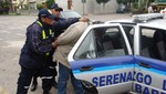Serenazgo de Barranco desbarata banda dedicada a robo de autopartes