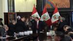 Gobierno regional de Huancavelica firma Convenio de Cooperación Interinstitucional con ESSALUD y SIS