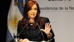 Mandataria Cristina Fernández por cacerolazos: no me van a poner nerviosa