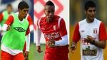 Paolo Hurtado, André Carrillo y Carlos Zambrano serían titulares ante Bolivia