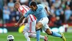 Premier League: Manchester City igualó de visita 1-1 con Stoke City