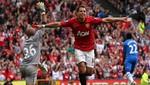 Premier League: Manchester United goleó 4-0 al Wigan