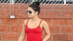 Vanessa Hudgens una fanática del gimnasio [FOTOS]