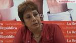 Suboficial Ana Cecilia Garzón: ser bueno se volvió malo