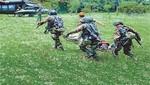Abuelo de niña muerta en el Vraem: los soldados son abusivos y corruptos [VIDEO]