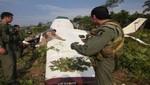 Policía decomisa 349 kilos de droga en intervención a avioneta