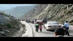 Ate: Joven fallece aplastado por camión volquete
