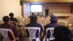 [Huancavelica] Seminario de Telecomunicaciones, Seguridad y Riesgo