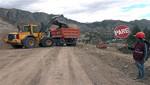 [Cusco] Embarcadero de Atalaya prosigue a ritmo acelerado