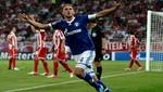 Champions League: Vea los goles de la victoria del Schalke 04 sobre el Olympiakos [VIDEO]