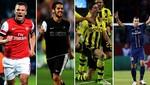 Entérate de todos los resultados de la primera jornada de la Champions League