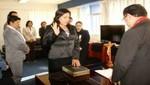 [Ancash] Juramentó nueva fiscal para la Oficina Desconcentrada de Control Interno de Huaraz