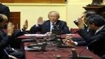 Humberto Lay por faltas de colegas: siento vergüenza de este Congreso